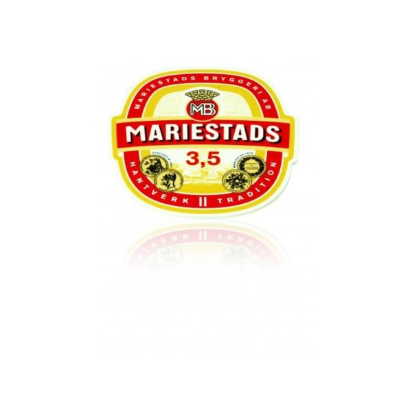 Glasunderlägg Mariestad