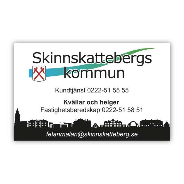 Magnet-rak Skinnskatteberg